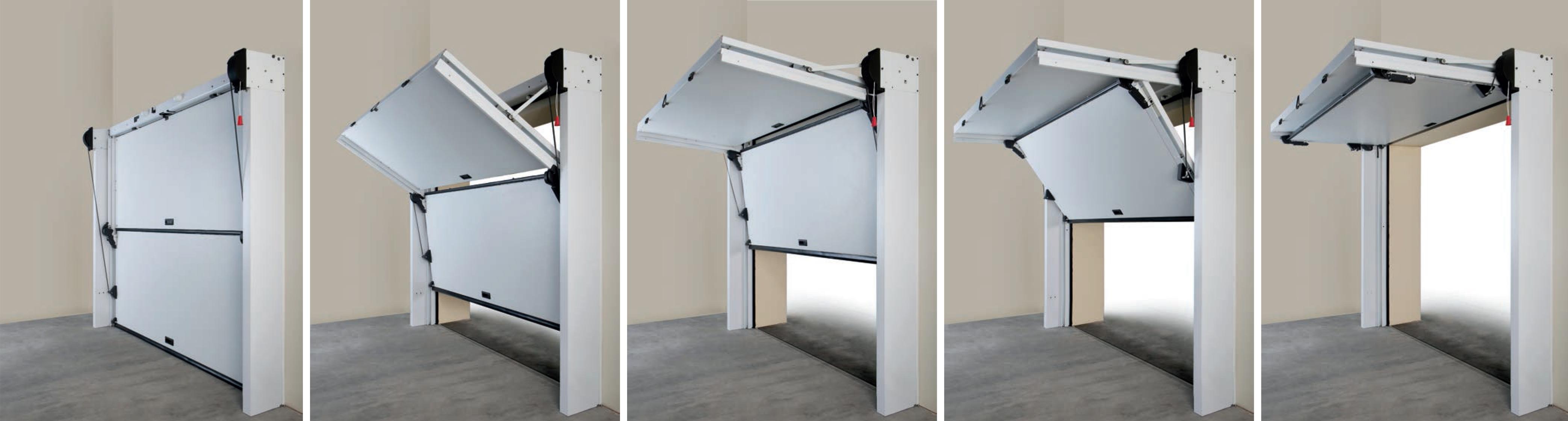 Overlap Doors - Smart Doors